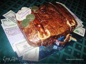 """Торт """"Чемоданчик"""""""