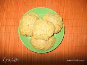 Кукурузно-овсяное печенье