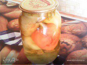 Перец консервированный с хвостиками