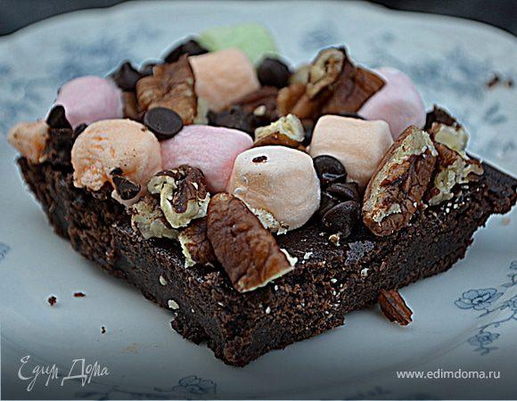 Десертная выпечка (Dessert bars)