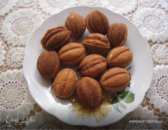 """Печенье """"Орешки"""""""