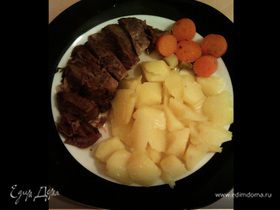 Тафельшпиц - нежнейшее мясо по-венски (Wiener Tafelspitz)