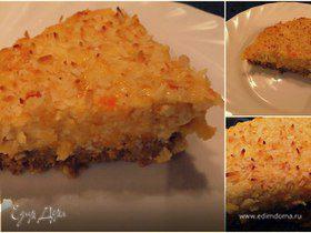 Пирог с тофу
