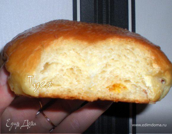 БАТСКИЕ булочки от Ришара Бертине