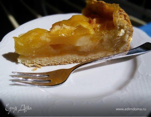 Пирог «Пьяное яблоко»