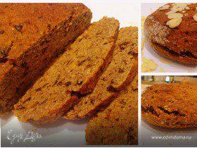 Ароматный ореховый хлеб