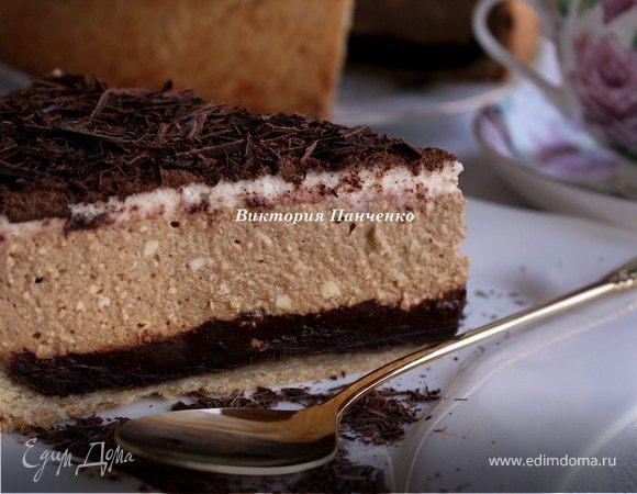 """Творожно-шоколадный десерт """"Халиф"""""""