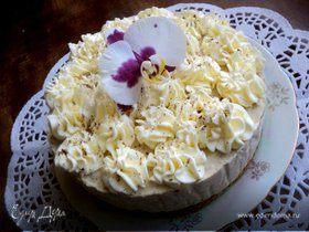 Торт «Кофе со сливками»