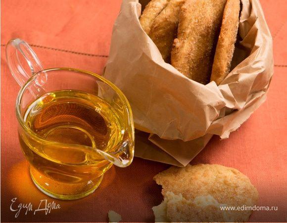 Сладкие лепешки с испанским оливковым маслом от Хорхе Молинера