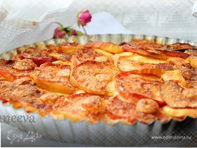 Пряный яблочный пирог