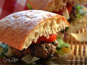 Мини-бургеры по-итальянски