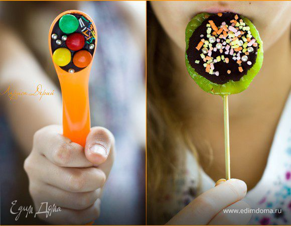 Две идеи из холодильника для одного детского праздника