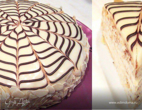 """Ореховый торт """"Эстерхази"""" (Дебют)"""
