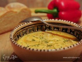 Суп-пюре с бататом