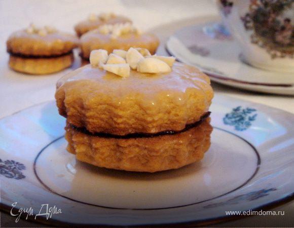Печенье на Маргарине Простое и Вкусное/Рецепт/ - YouTube | 450x580