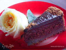 "Пирог ""Грязь Миcсисипи"" (Muddy Mississippi Cake)"
