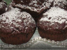 Маффины с шоколадными каплями