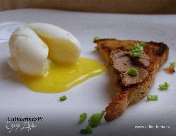 Паштет из печени - тема для завтрака