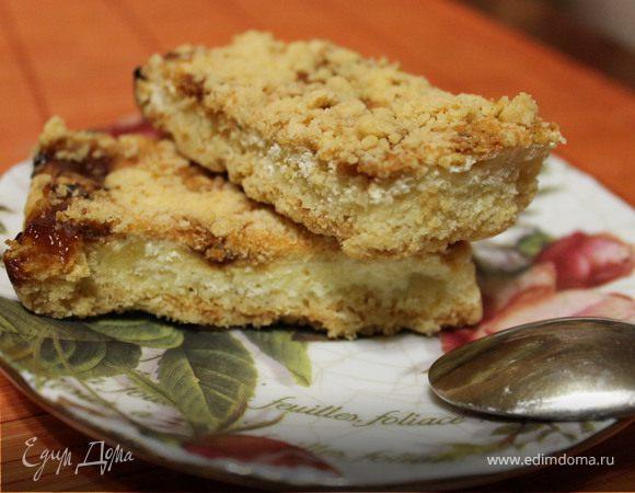 Печенье с творогом высоцкая