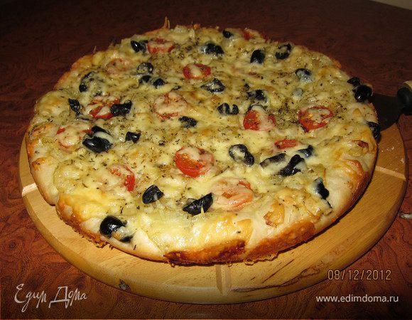 """Пицца """"Итальянка"""""""