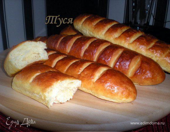 Венский хлеб от Ришара Бертине (Pain viennois)