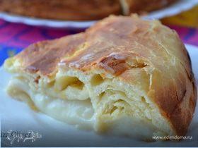 Фытыр - фантастически вкусный пирог из Египта