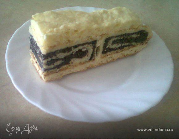 """торт """"Рулет"""""""