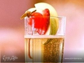 "Коктейль ""Яблоко Любви"" (La pomme de l'amour)"