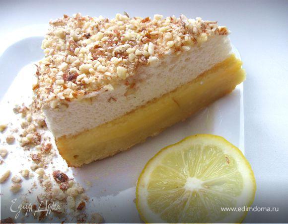 """Торт """"Цитрусовая нежность"""""""