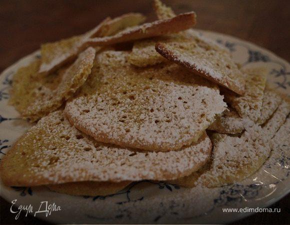 Печенье «Мадлен» с овсяными отрубями