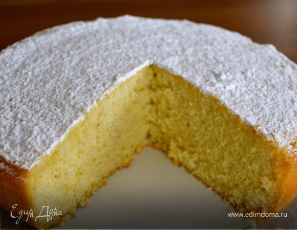 "Бисквит ""Маргарита"" (Torta Margherita)"