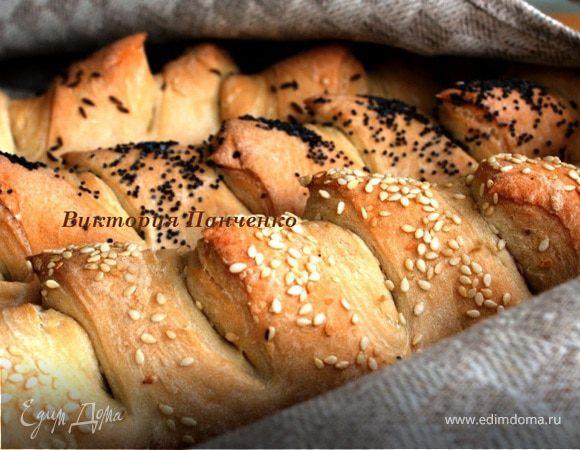 Багеты пшенично-ржаные