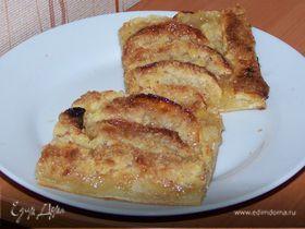 """Яблочный пирог """"Моя мечта"""""""