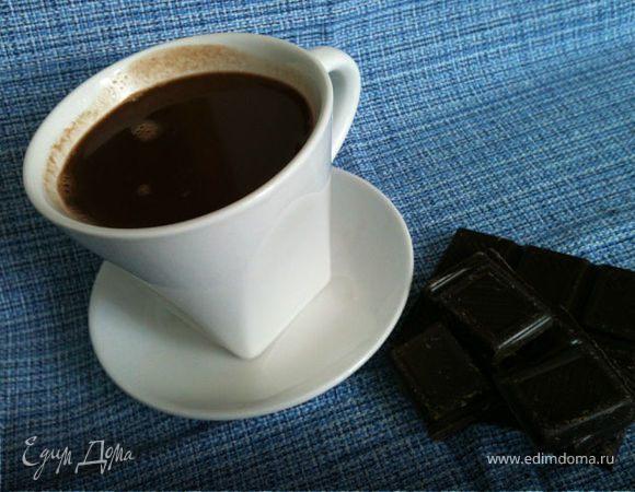 Горячий шоколад - проще не бывает