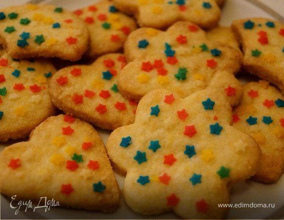 Карнавальное печенье (Biscotti di Carnevale)