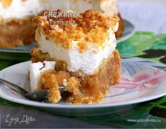 Самый нежный «Польский яблочный пирог»