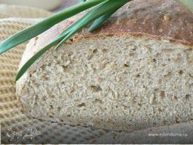 Хлеб отрубной на закваске