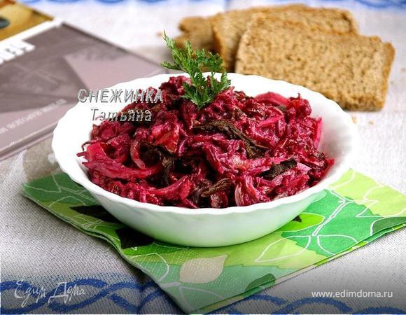 Коссовский салат (Косаўская салата)