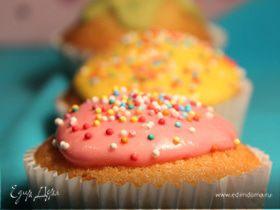 Забавные капкейки (Funny cupcakes)