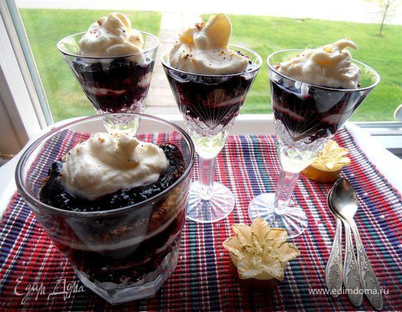 как приготовить десерт амброзия
