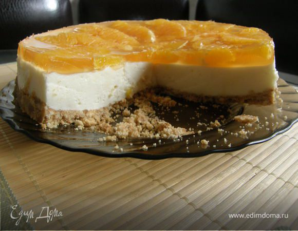 Птичье молоко торт без выпечки
