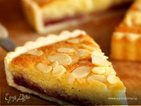 Миндальный тарт (Bakewell Tart)
