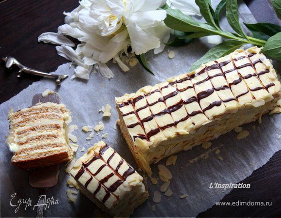 Торт чикита пошаговый рецепт