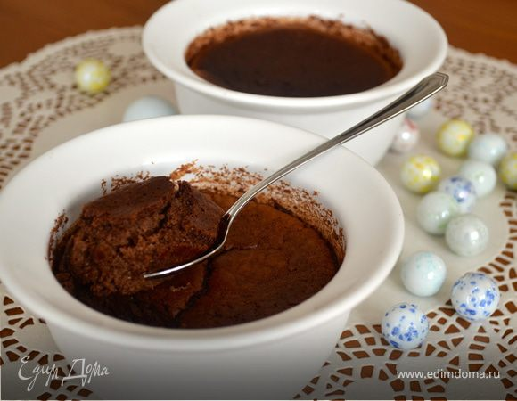 Шоколадный пудинг (Budino al cioccolato)