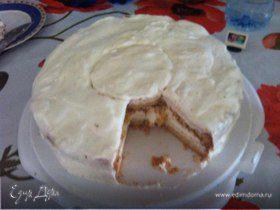 """Торт """"Лимонное наслаждение"""""""