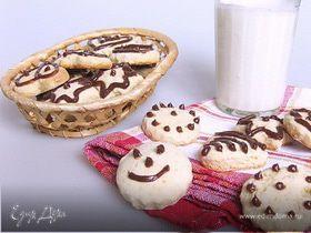 Молочное печенье