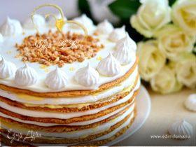 Медовый торт «Полет шмеля»