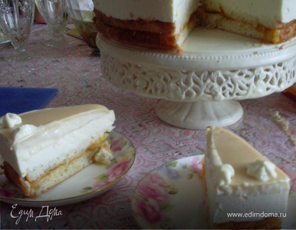 "Торт ""Ниигата - домашний"""