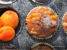 """Кексы с абрикосами и орешками (""""школьная ссобойка"""")"""