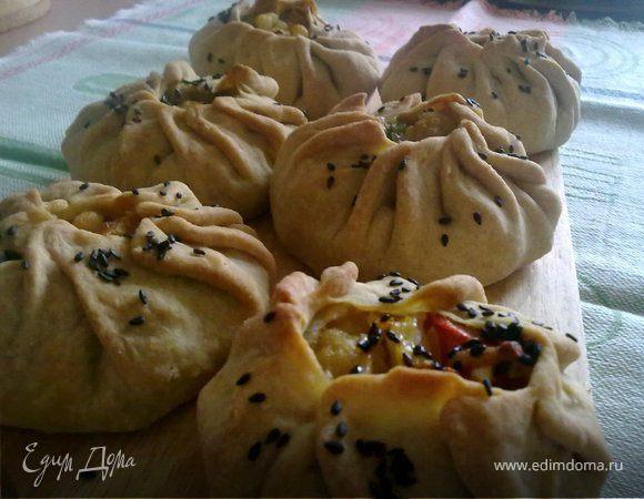 Овощные пирожки